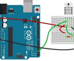 Humidity Sensor with Arduino