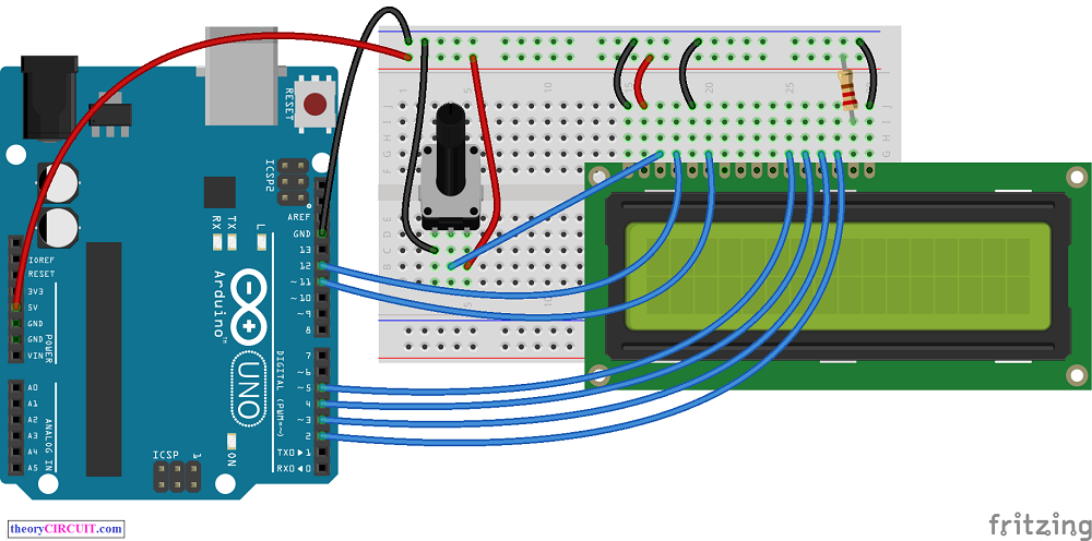Arduino Project: Real time clock RTC and temperature