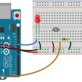 Photocell (LDR) Sensor with Arduino