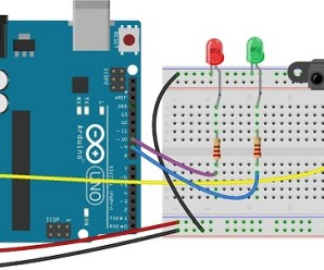 Proximity (GP2Y0A21YK ) distance Sensor with Arduino