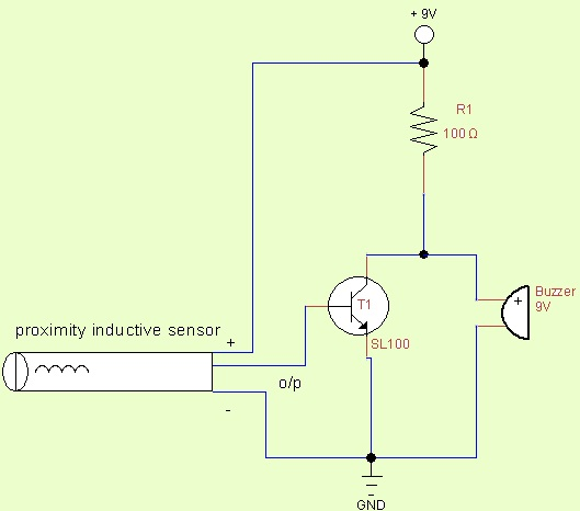 Diy Metal Detector Circuit Schematic - Wiring Diagram DB