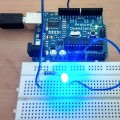 Arduino Serial Command LED