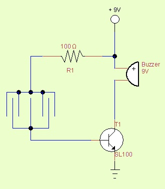 rain-detector-alarm Quiz Buzzer Circuit Diagram on diagram myrio, for classroom electric, set up for arduino, what is, typical fire alarm, 555 timer passive,