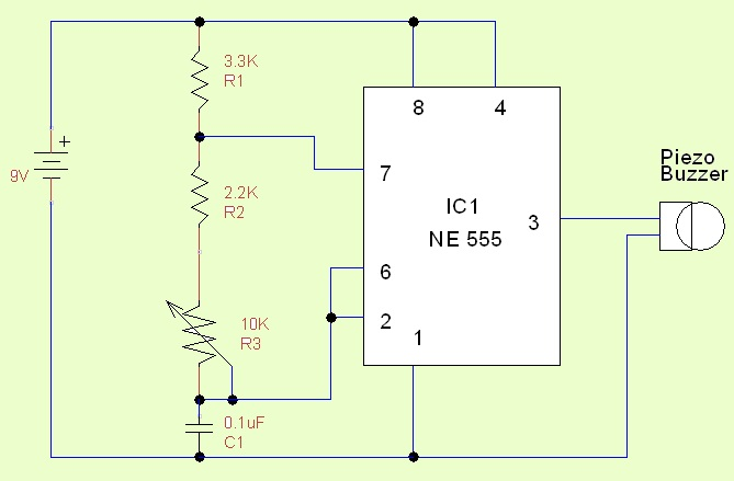 mosquito repellent circuit theorycircuit do it yourselfElectronic Mosquito Repellent Circuit #16