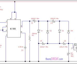Dual Power supply from single battery
