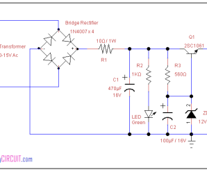 how to use zener diode as voltage regulator archives theorycircuit rh theorycircuit com A Circuit for Zener Diode Polarity Marking Zener Diode Current Flow in a Circuit