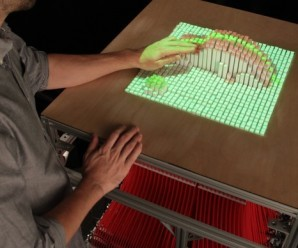 Materiable shape display-the future technology