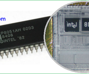 8051 Microcontroller Instruction Set
