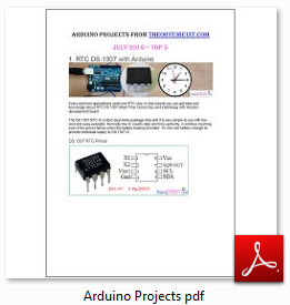 Arduino projects pdf theorycircuit do it yourself electronics share on tumblr solutioingenieria Gallery
