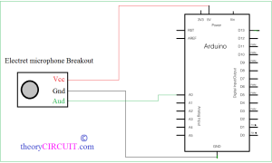 sound detector schematics