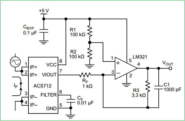 hall effect current sensor circuit diagram  u2013 the wiring