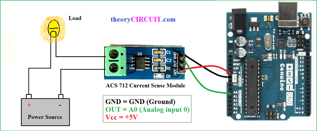 hall effect sensor arduino