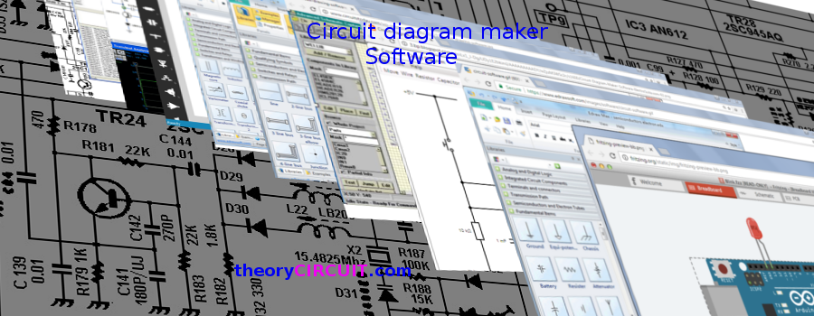 circuit diagram maker software