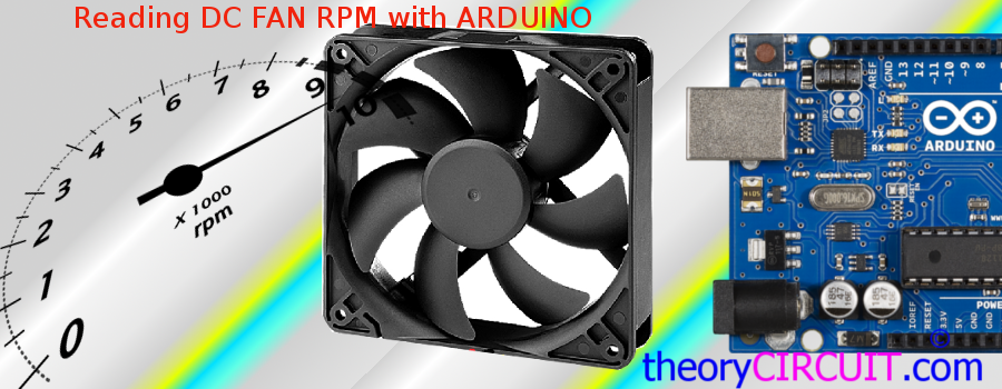 reading dc fan rpm using internal hall effect sensor with arduino