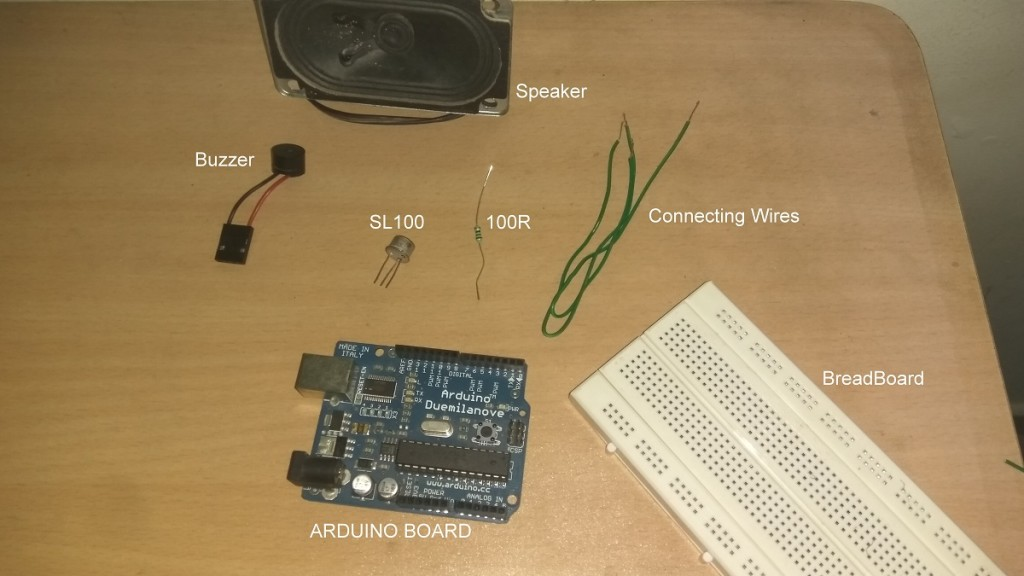 components arduino