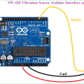 SW-420 Vibration Sensor Arduino Interface