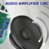 Car Audio Amplifier Circuit 15W-15W