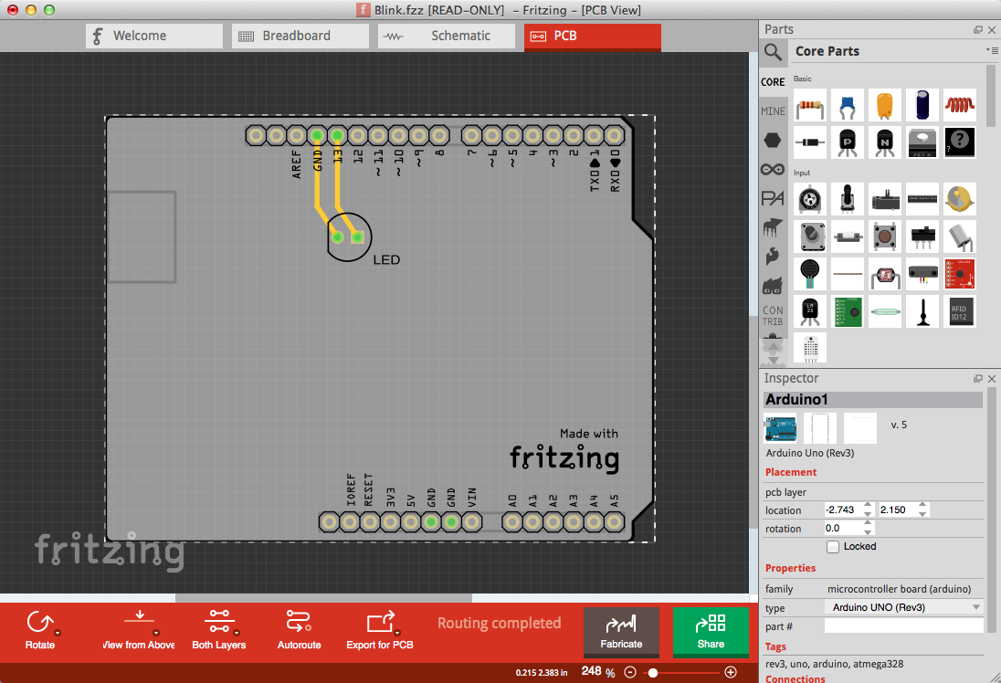 10 Best Free Pcb Design Software Circuits Easily With Webbased Circuit Simulator Make