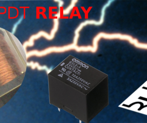 Double Pole Single Throw relay Archives - theoryCIRCUIT - Do It ...