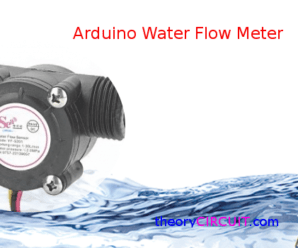 Water Flow Sensor YF-S201 Arduino Interface