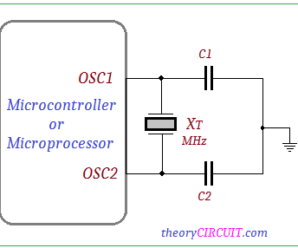 Design Crystal Oscillator Circuit