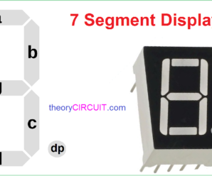 7 Segment Arduino Interface