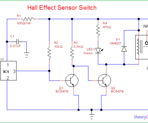 hall effect sensor circuit diagram Archives - theoryCIRCUIT ... on