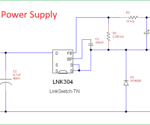 Constant Voltage Power Supply Circuit