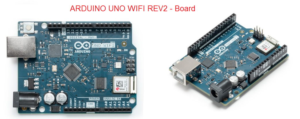 Arduino uno wifi rev board theorycircuit do it