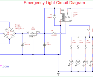 Emergency Light Circuit