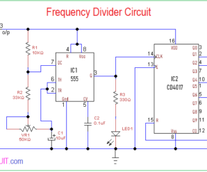Frequency Divider Circuit