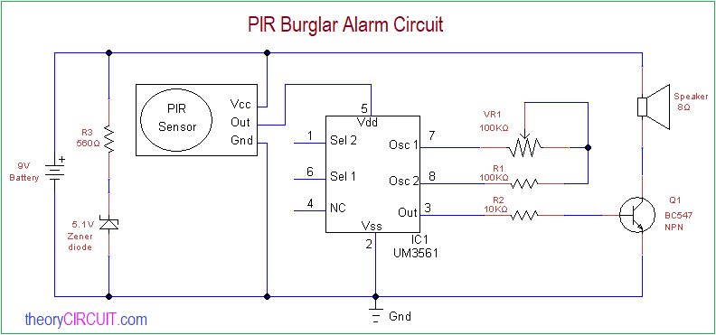 Swell Timer Circuit Diagram Simple On Burglar Alarm Systems Wiring Wiring Digital Resources Dylitashwinbiharinl