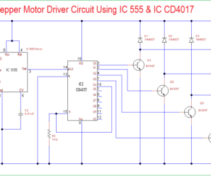 Fine 4 Wire Stepper Motor Driver Circuit Archives Theorycircuit Do It Wiring Cloud Xeiraioscosaoduqqnet