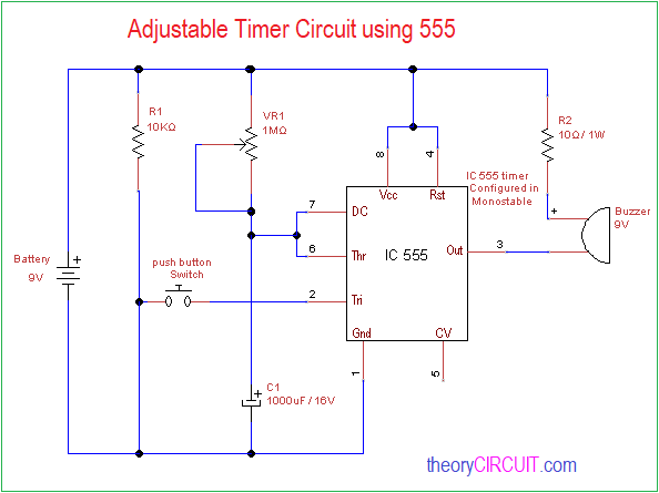 Time Delay Circuit Diagramsecond Basiccircuit Circuit Diagram - Data on ic 555 timer diagram, well pump pressure switch diagram, off delay timer triac, hks turbo timer diagram, light timer for lighting diagram, dimmer switch installation diagram, timer switch diagram, off delay relay,