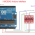 HMC6343 Arduino Interface