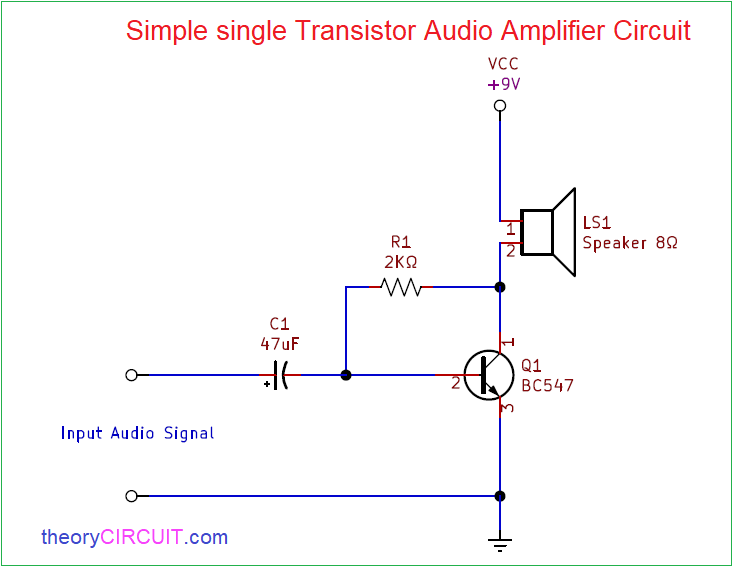 How To Build Simple Transistor Circuits Diagram Wiring - Home Wiring Wedophones Bmw Wiring Diagram on