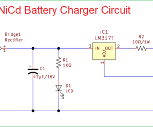 12v Nicd Battery Charger Circuit Archives Theorycircuit Do It