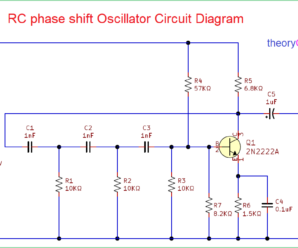 rc phase shift oscillator theory Archives - theoryCIRCUIT ...