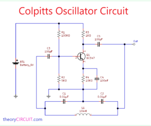 colpitts oscillator advantages Archives - theoryCIRCUIT - Do